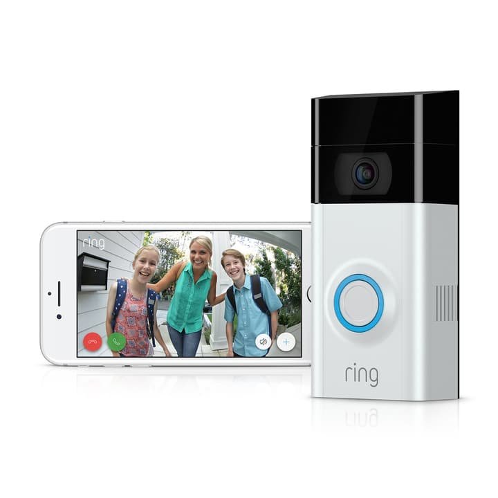 Ring Video Doorbell 2 614140000000 Bild Nr. 1