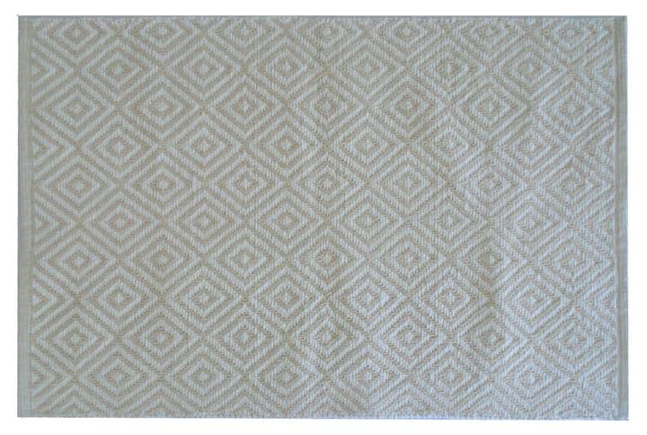 TELMO Tapis de bain 453023351274 Couleur Beige Dimensions L: 60.0 cm x H: 90.0 cm Photo no. 1