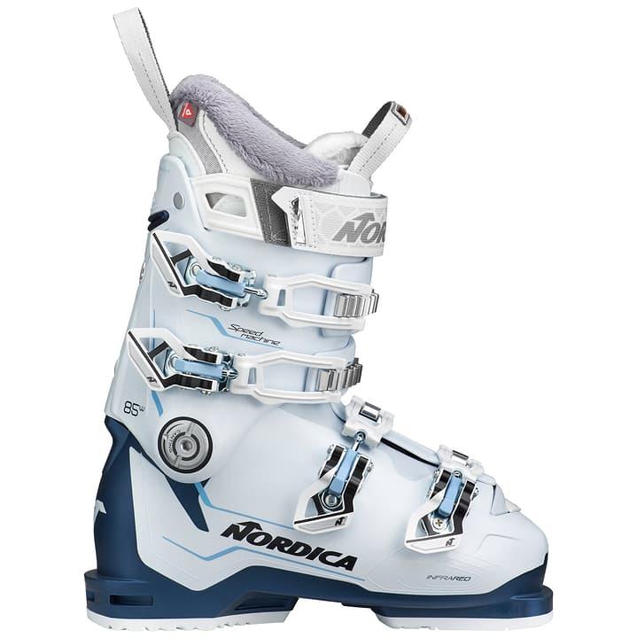 Speedmachine 85 Damen-Skischuh Nordica 495466624510 Farbe weiss Grösse 24.5 Bild-Nr. 1