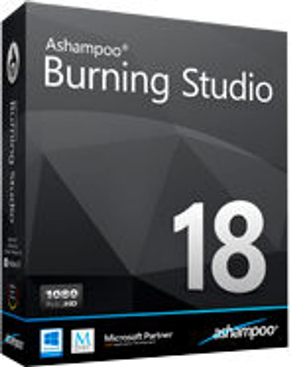 Burning Studio 18 PC (multilingue) Numérique (ESD) 785300134250 Photo no. 1