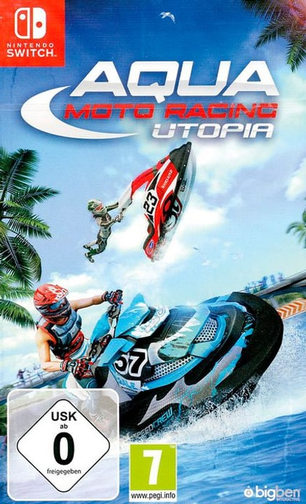 NSW - Aqua Moto Racing Utopia D/F Physique (Box) 785300130006 Photo no. 1