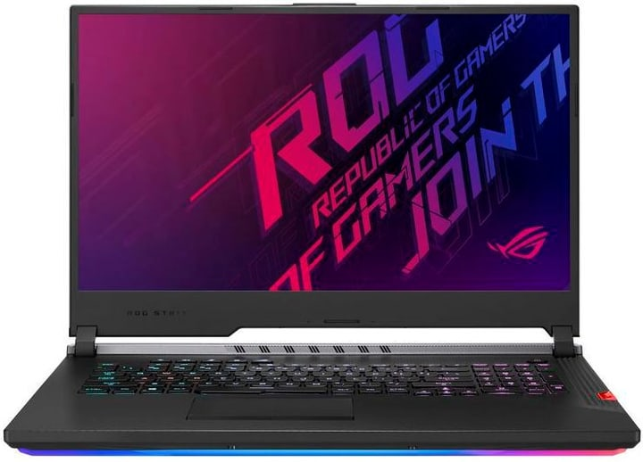 ROG Strix SCAR III G731GV-EV110T Ordinateur portable Asus 785300146217 Photo no. 1