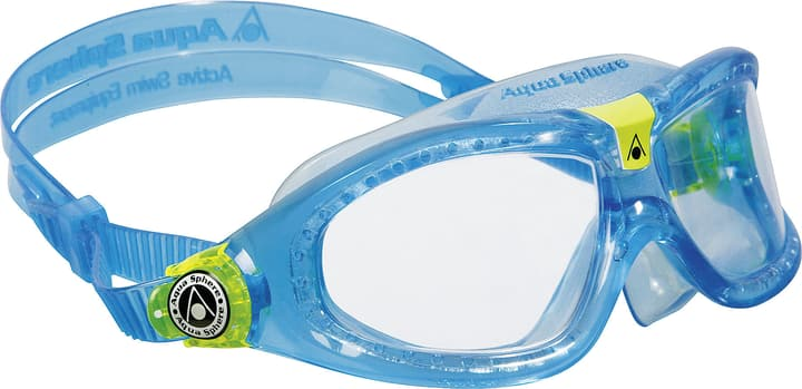 Seal Kid 2 Lunettes de natation pour enfant Aqua Sphere 491079200025 Couleur aqua Taille Taille unique Photo no. 1
