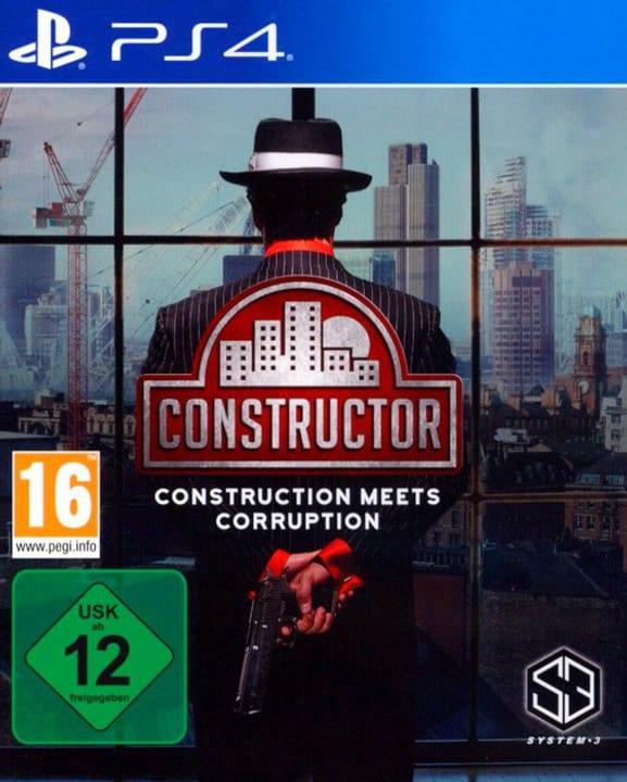 PS4 - Constructor Physisch (Box) 785300122122 Bild Nr. 1