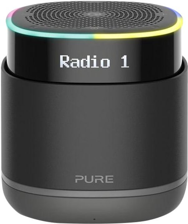 StreamR – Charcoal Radio DAB+ Pure 773025200000 Photo no. 1
