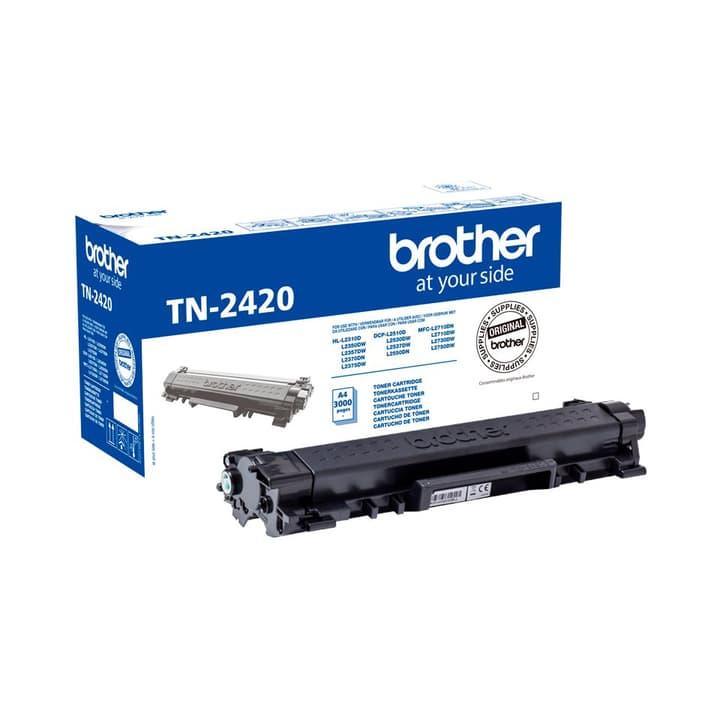 TN-2420 schwarz Toner Brother 798547500000 Bild Nr. 1