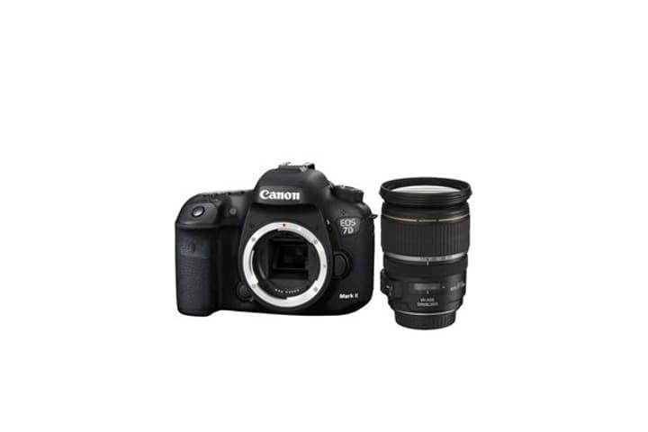 EOS 7D Mark II + EF-S 17-55mm Spiegelreflexkamera Kit Canon 785300126130 Bild Nr. 1