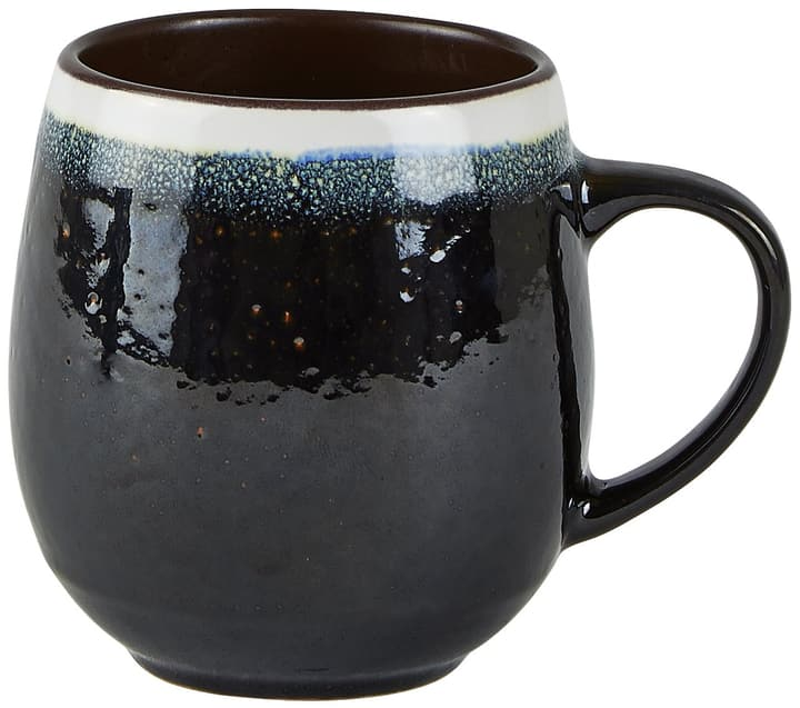 VILLE Tasse 440304600040 Couleur Bleu Dimensions L: 12.5 cm x P: 9.5 cm x H: 10.5 cm Photo no. 1