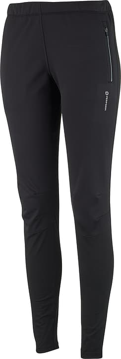 Damen-Softshellhose Perform 470194104020 Farbe schwarz Grösse 40 Bild-Nr. 1