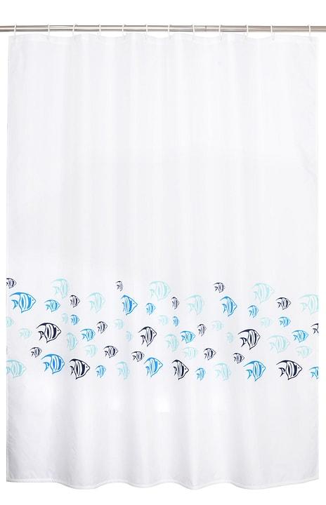 FELIPA Rideau de douche 453136553410 Couleur Blanc Dimensions L: 180.0 cm x P: 180.0 cm x H:  Photo no. 1