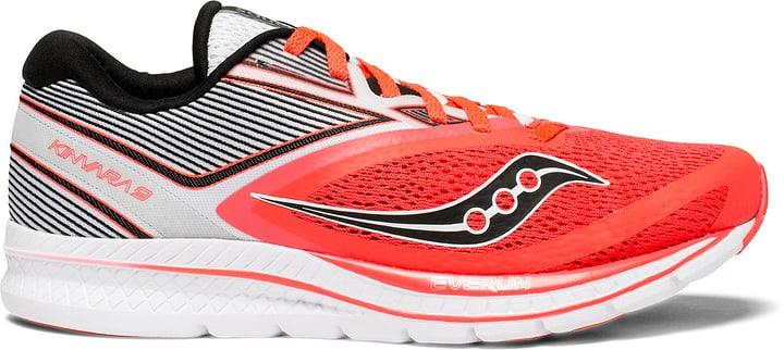 Kinvara 9 Chaussures de course pour femme Saucony 463213839030 Couleur rouge Taille 39 Photo no. 1