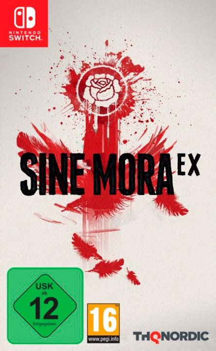 Switch - Sine Mora Box 785300122622 Photo no. 1