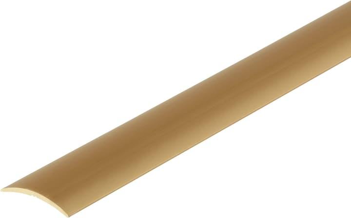 Übergangsprofil sk 30 x 5 mm alu messingfarben 1 m alfer 605045800000 Bild Nr. 1