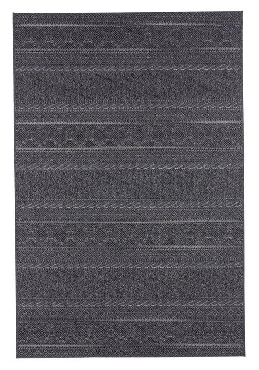 ALEXANDER Tapis 412009808084 Couleur anthracite Dimensions L: 77.0 cm x P: 150.0 cm x H:  Photo no. 1
