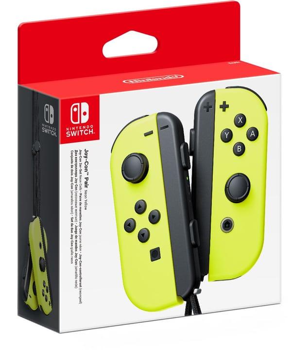 Switch Joy-Con set 2 pezzi giallo neon Nintendo 798183000000 N. figura 1