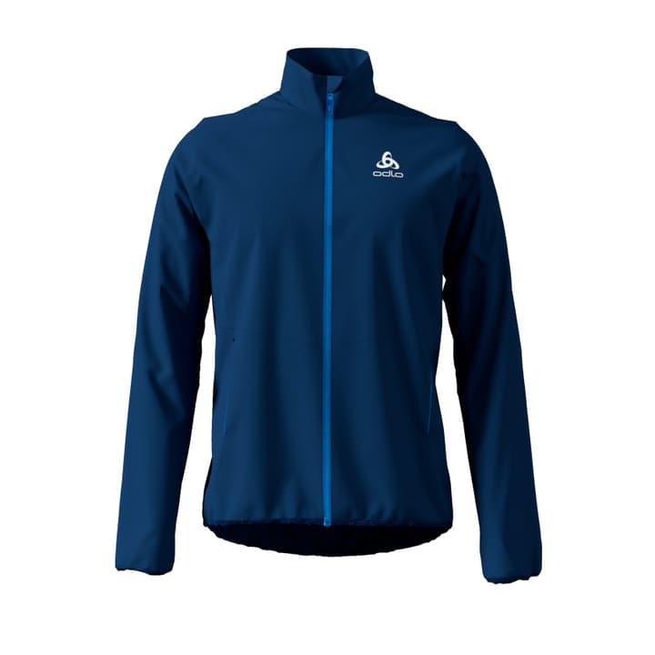 Aeolus Element Warm Jacket Herren-Jacke Odlo 498515300322 Farbe dunkelblau Grösse S Bild-Nr. 1