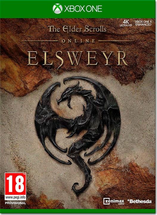 Xbox One - Elder Scrolls Online: Elsweyr Download (ESD) 785300144643 Photo no. 1