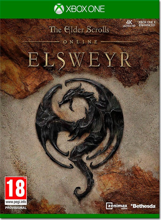 Xbox One - Elder Scrolls Online: Elsweyr Upgrade Download (ESD) 785300144645 Photo no. 1