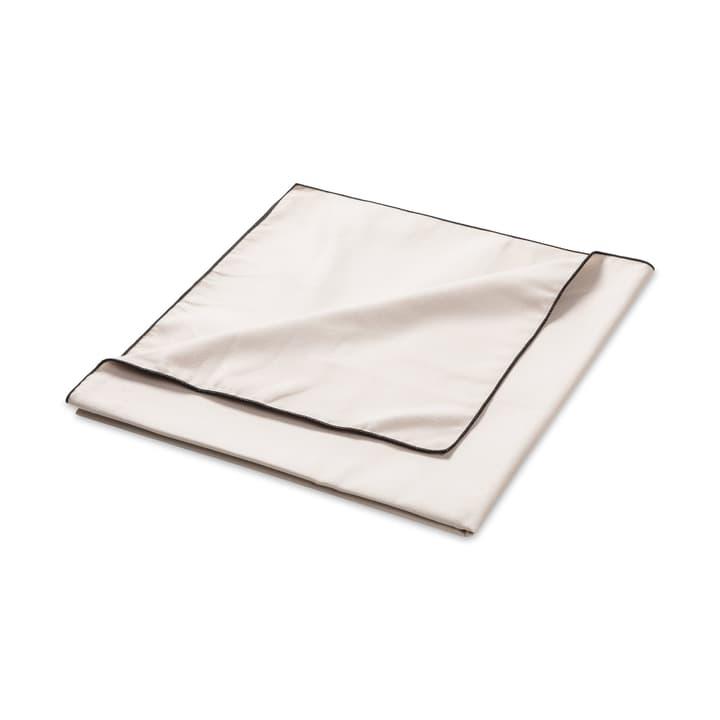 JIL serviette de plage microfibre 374143600244 Dimensions L: 70.0 cm x P: 140.0 cm Couleur Gris clair Photo no. 1