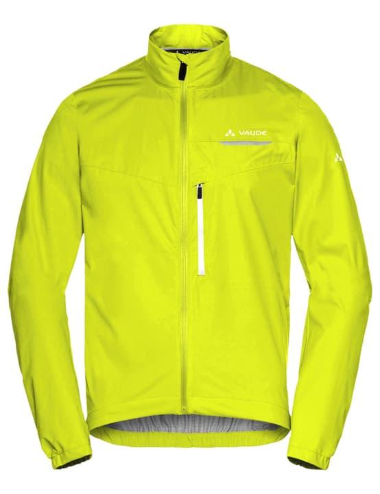 Strone Giacca da pioggia da uomo Vaude 461387100762 Colore verde neon Taglie XXL N. figura 1