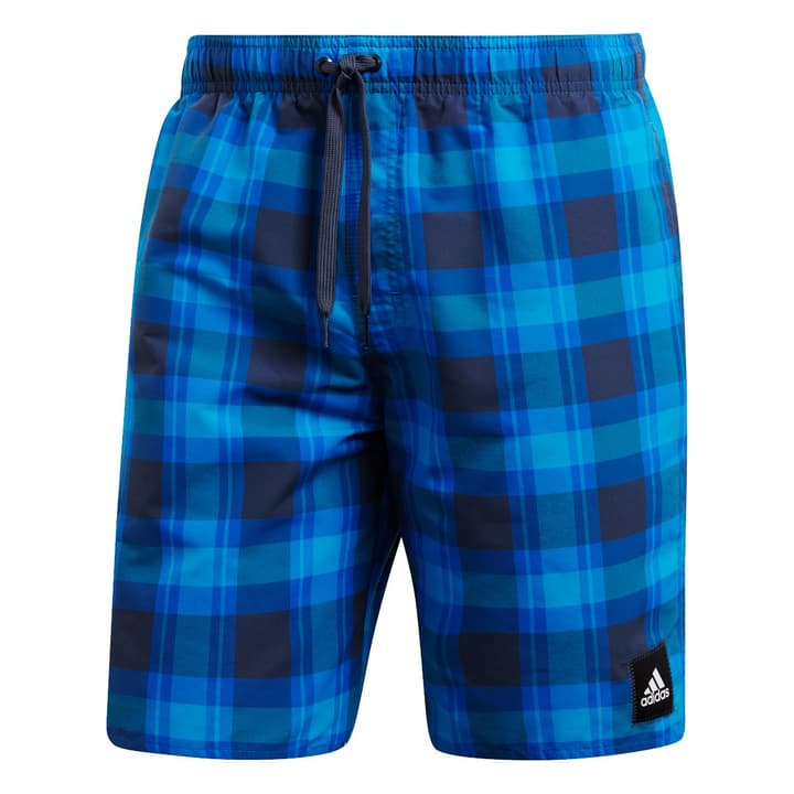 CHECK SH ML Short de bain pour homme Adidas 463102200346 Couleur royal Taille S Photo no. 1
