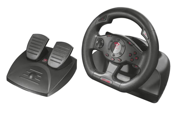 GXT 580 VibratFeedback Racing Wheel (PS3) Trust-Gaming 785300124929 Photo no. 1