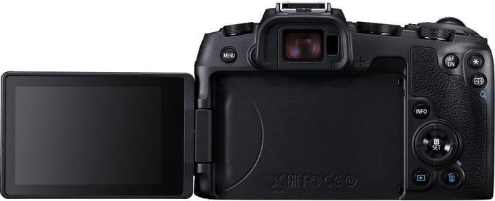 EOS RP Body + EF-EOS R Adapter Systemkamera Canon 79344090000019 Bild Nr. 1