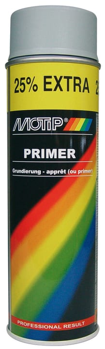 Primer gris 500 ml Sous-couche MOTIP 620709200000 Photo no. 1