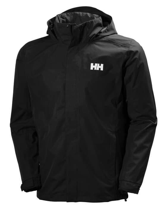 Dubliner Jacket Herren-Regenjacke Helly Hansen 498426400320 Farbe schwarz Grösse S Bild-Nr. 1