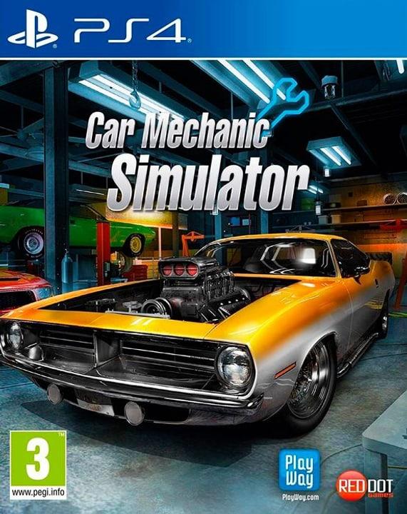 PS4 - Car Mechanic Simulator F Box 785300144305 Photo no. 1
