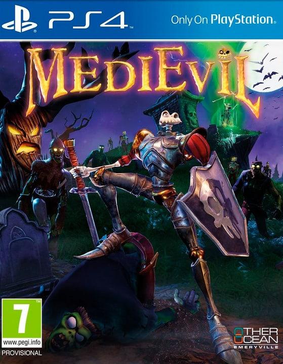 PS4  - MediEvil Box 785300145716 Photo no. 1