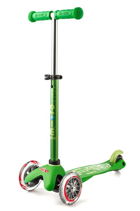 Mini Deluxe Scooter Micro 492374300060 Farbe Grün Grösse Einheitsgrösse Bild Nr. 1