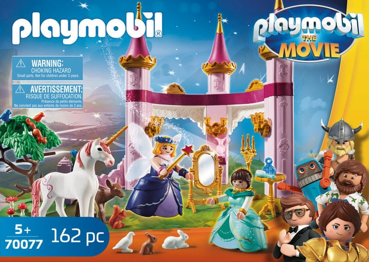 Playmobil 70077 The Movie Schloss 748019100000 Photo no. 1