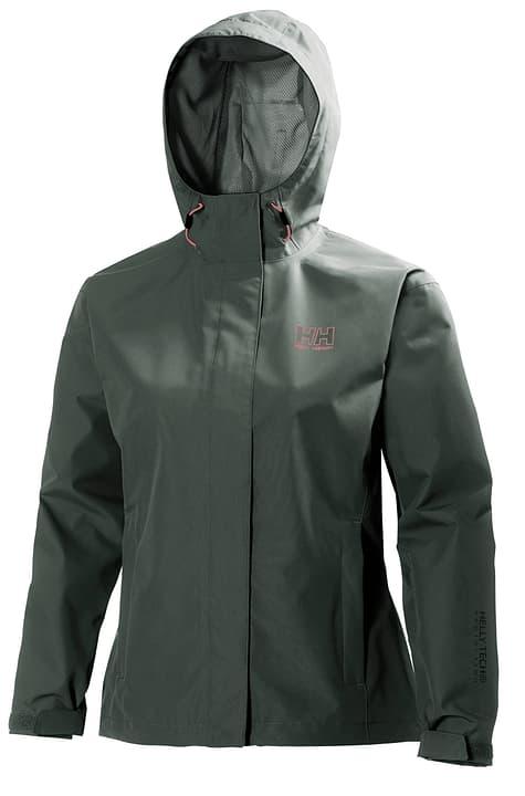Seven J Veste de pluie pour femme Helly Hansen 498425600480 Couleur gris Taille M Photo no. 1