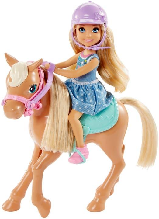Barbie Chelsea und Pony 746548300000 Bild Nr. 1