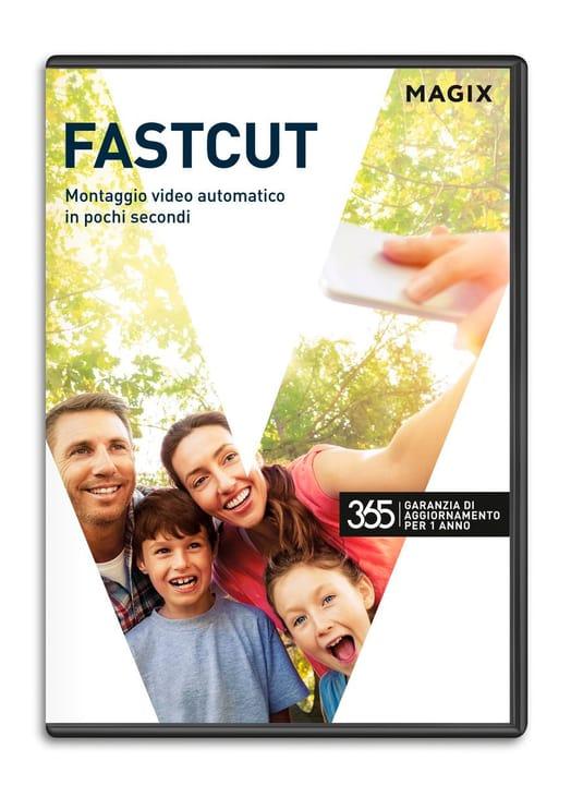 PC - MAGIX Fastcut (Garanzia di aggiornamento) Physisch (Box) Magix 785300120908 Bild Nr. 1