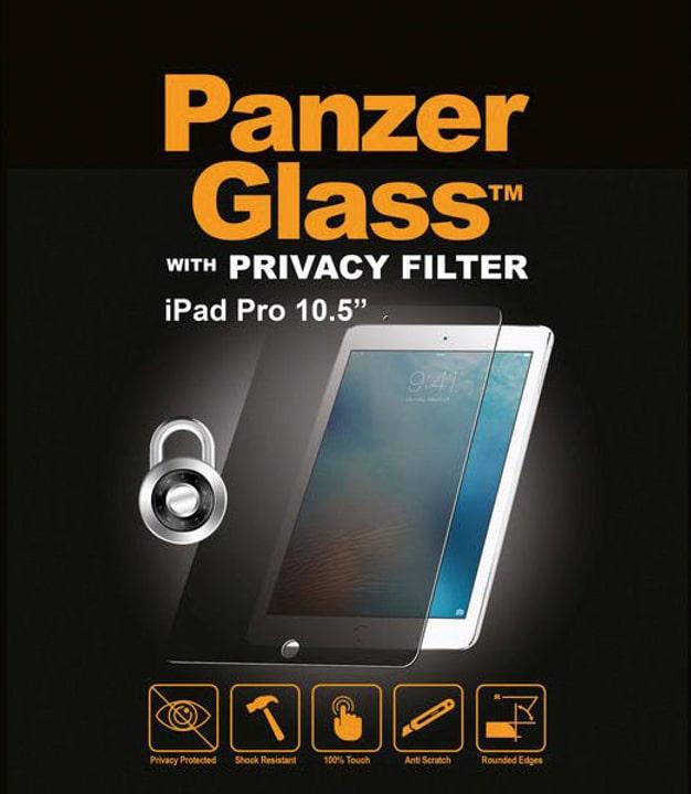 """Privacy iPad Pro 10.5 """" Pellicola prottetiva Panzerglass 785300134567 N. figura 1"""