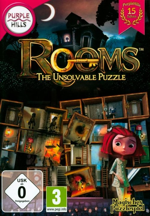 PC - Purple Hills: Rooms - The Unsolvable Puzzle (D) Box 785300135021 Bild Nr. 1
