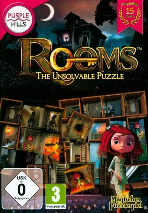 PC - Purple Hills: Rooms - The Unsolvable Puzzle (D) Physisch (Box) 785300135021 Bild Nr. 1