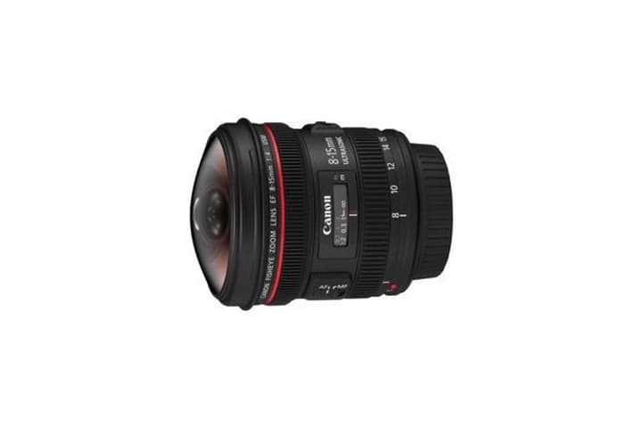 EF 8-15mm f/4L Fisheye USM Objectif IMPORT Objectif Canon 785300127176 Photo no. 1