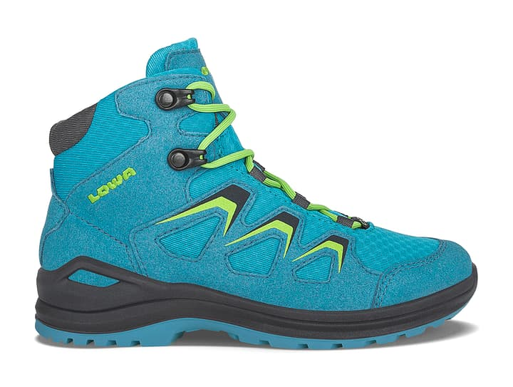 Innox Evo GTX Mid Chaussures de randonnée pour enfant Lowa 465514127044 Couleur turquoise Taille 27 Photo no. 1