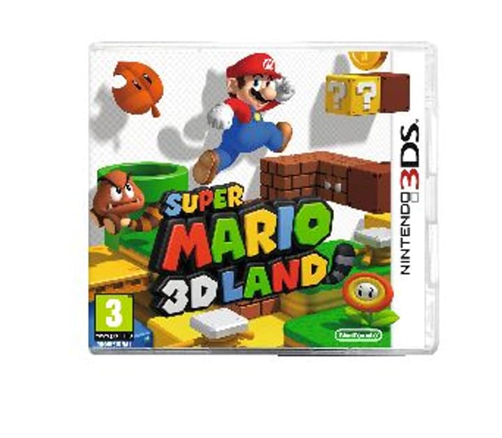 3DS - Super Mario 3D Land 785300114337 Photo no. 1