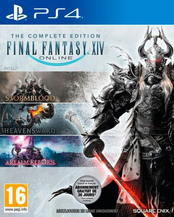 PS4 - Final Fantasy XIV Complete Edition Box 785300122358 Bild Nr. 1