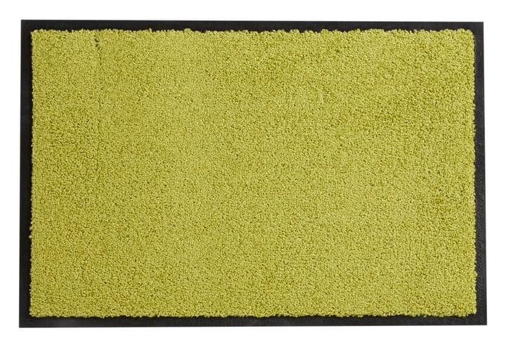 ERST Fussmatte 412815806060 Farbe grün Grösse B: 90.0 cm x T: 60.0 cm Bild Nr. 1