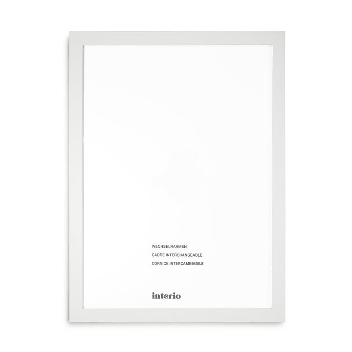 QUADROLINO Wechselrahmen 384007000000 Bildgrösse 59,4 x 84 (A1) Farbe Weiss Bild Nr. 1