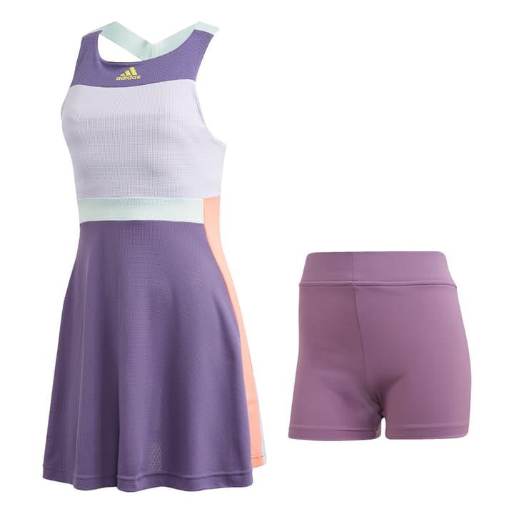 Dress Heat RDY robe pour femme Adidas 473233800245 Couleur violet Taille XS Photo no. 1