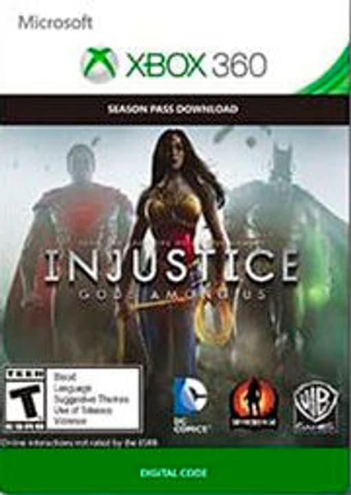 Xbox 360 -Injustice: Gods Among Us Season Pass 785300135780 Photo no. 1