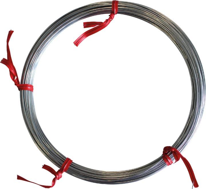 Filo di ferro, Lunghezza 20 m / ø 0.8 mm Do it + Garden 636625500000 N. figura 1
