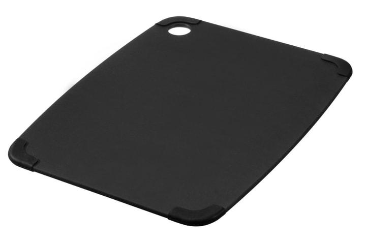 FELIO Planche à découper 441100803700 Couleur Noir Dimensions L: 37.0 cm x P: 28.5 cm x H: 1.0 cm Photo no. 1