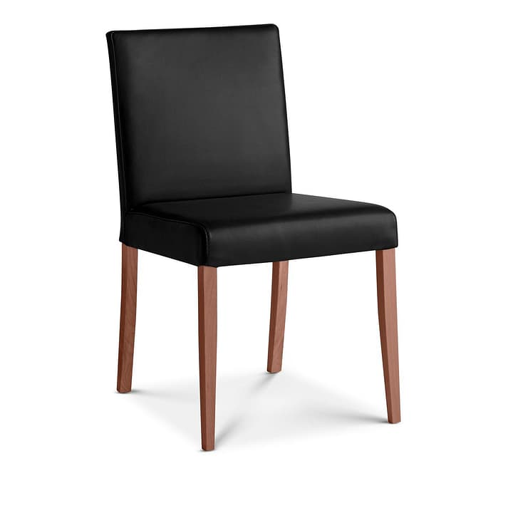 TWEED II Chaise Sauvage 366116200020 Dimensions L: 48.0 cm x P: 62.0 cm x H: 84.0 cm Couleur Noir Photo no. 1